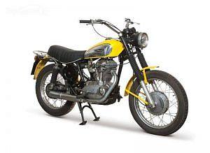 Ducati 450 Scrambler (1972)