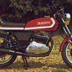 Ducati 500 Desmo Sport (1976-83)