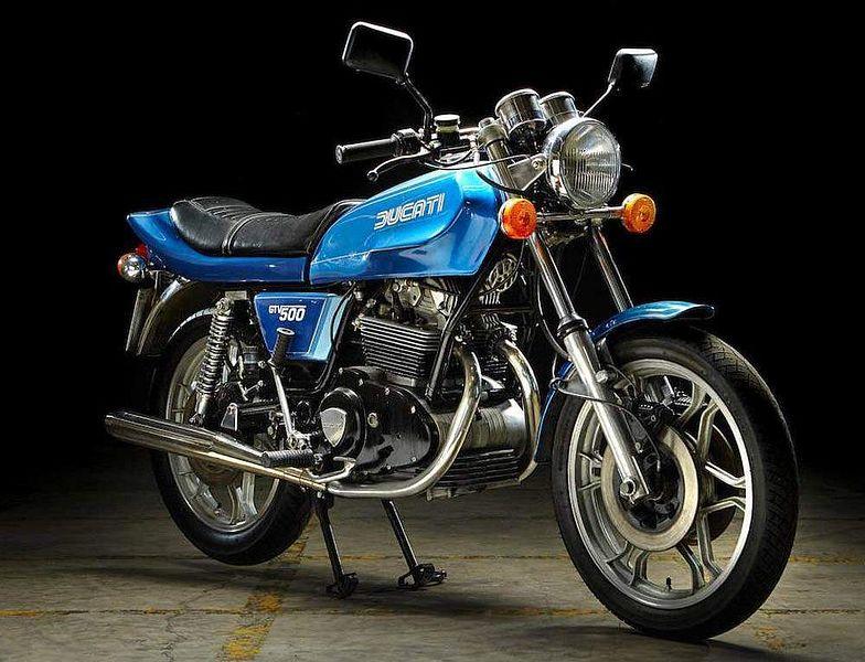 Ducati 500GTV Sport (1977-78)
