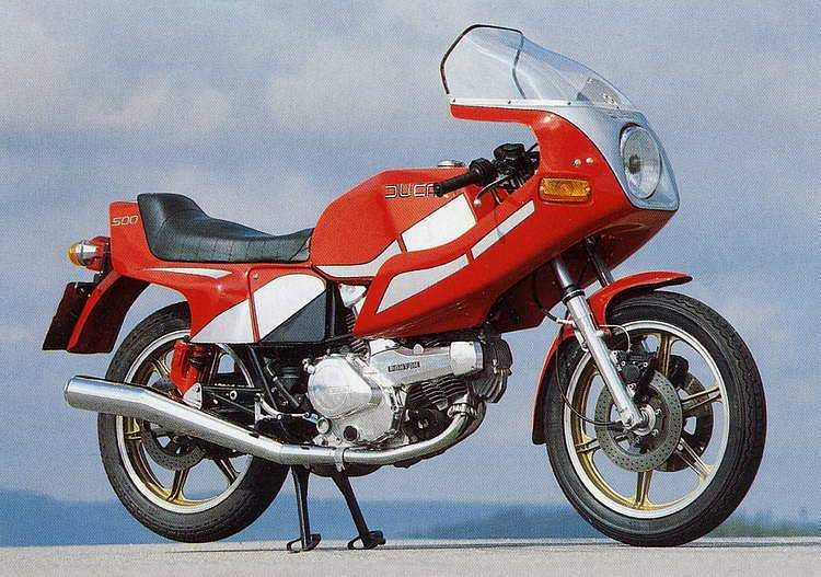 Ducati 500 SL Pantah (1979)