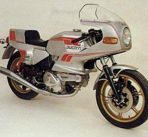 Ducati 500 SL Pantah (1980)