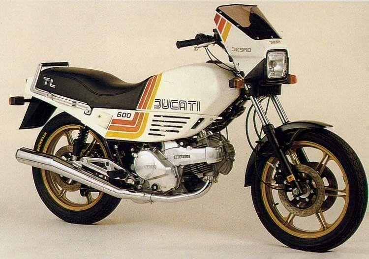 Ducati 600TL (1982-84)
