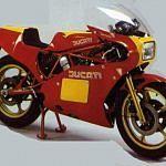 Ducati 600 TT2 (1982-84)