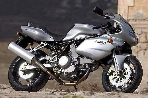 Ducati 620 Sport (2003)
