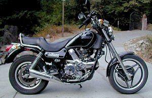 Ducati 650 Indiana (1986-90)