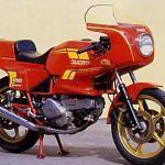 Ducati 650SL Pantah (1983)