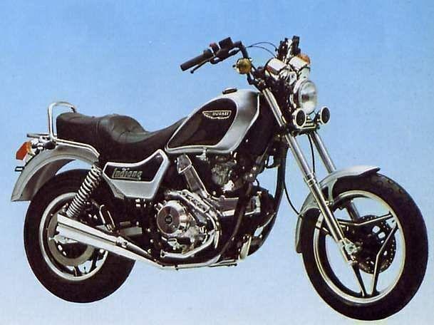Ducati 750 Indiana (1986-90)