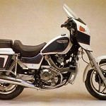 Ducati 750 Indiana Police (1987)