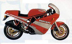 Ducati 750 Sport (1989-90)