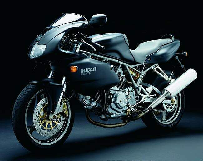 Ducati 750 Sport ie (2001-02)