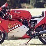 Ducati 750F1 Laguna Seca (1987)