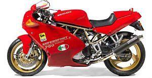 Ducati 750SS (1996)