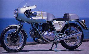 Ducati 750SS (1973-74)