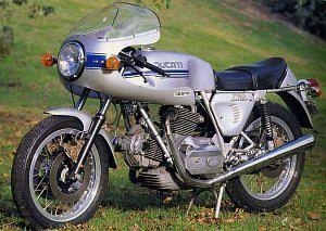 Ducati 750SS (1978-82)
