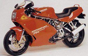 Ducati 750SS (1993)