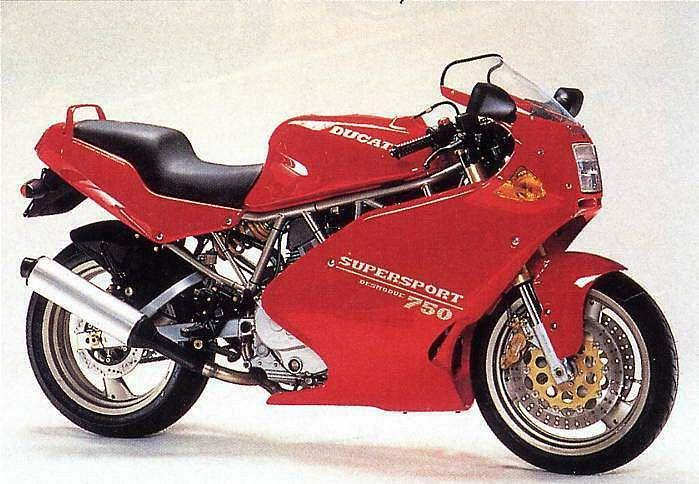 Ducati 750SS (1994-95)