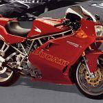 Ducati 750SS (1997)