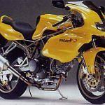 Ducati 750 SS (1998-00)