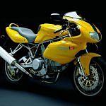 Ducati 750 SS ie (2001-02)