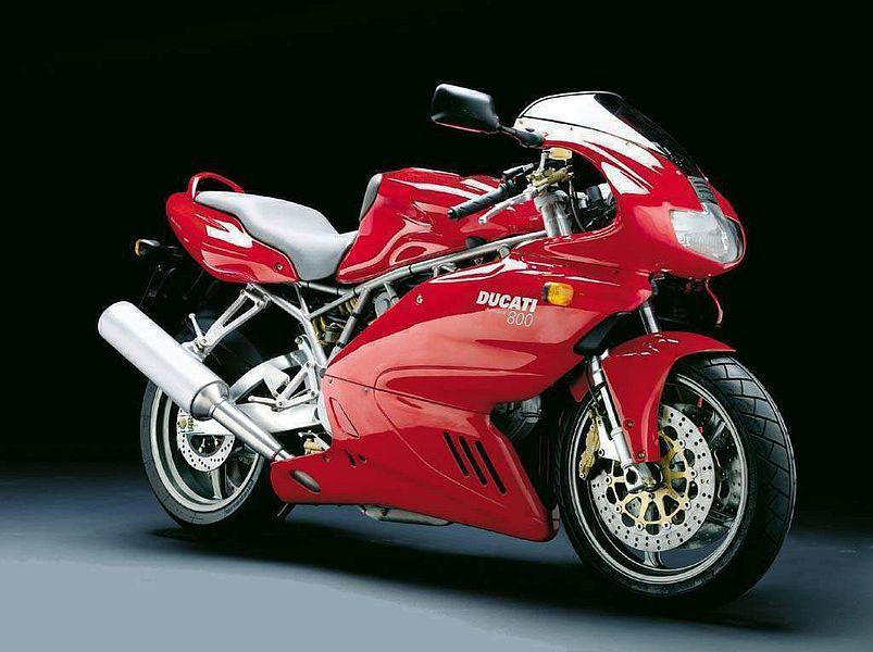 Ducati 800 Super Sport (2003-04)
