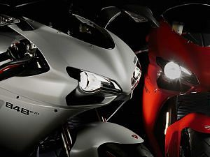 Ducati 848 EVO (2013)