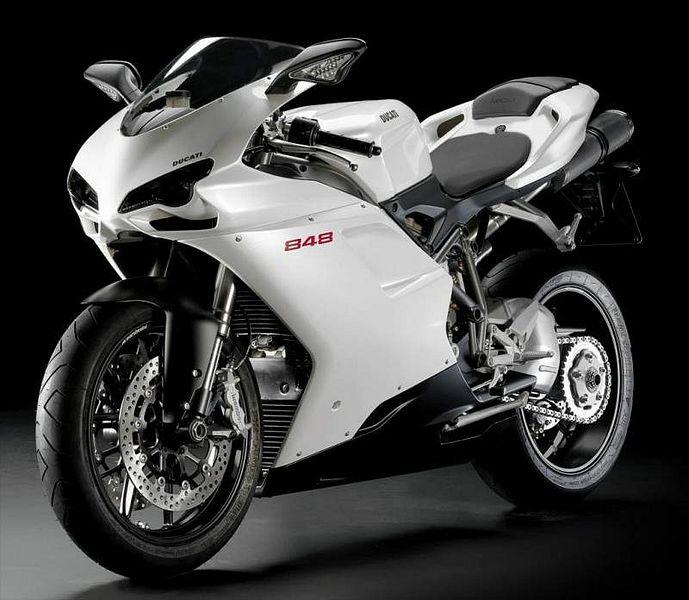 Ducati 848 (2009)