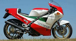 Ducati 851 Strada and Superbike Kit (1988)