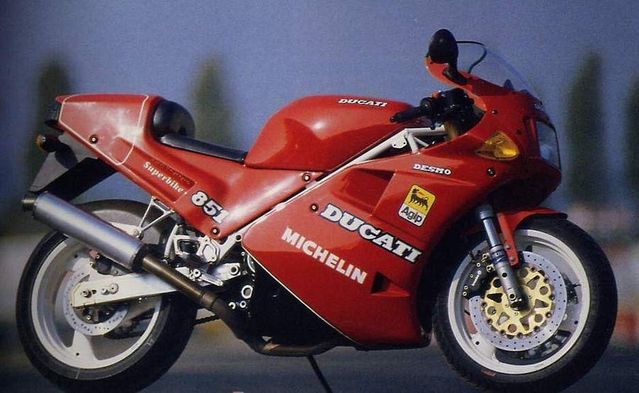 Ducati 851SP2 (1990)