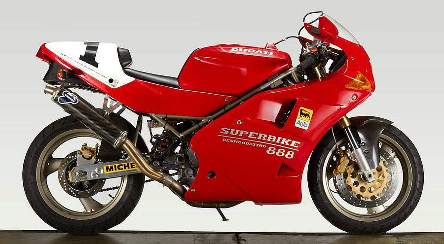 Ducati 888 SPO (1993)
