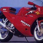 Ducati 851 Strada Biposto (1990-92)