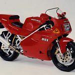 Ducati 851 Strada Biposto (1991-92)