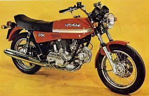Ducati 860 GT / GTE (1974-75)