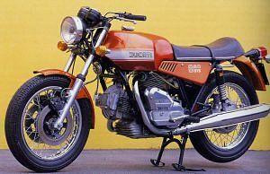 Ducati 860 GTS (1976-79)