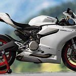Ducati 899 Panigale (2014)