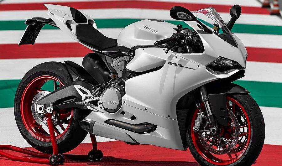 Ducati 899 Panigale (2015)