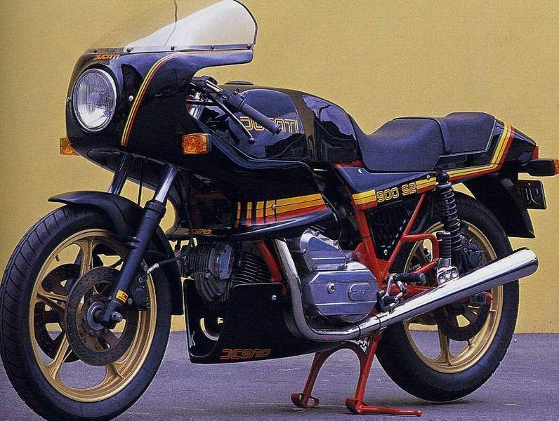 Ducati 900 S2 (1982-83)