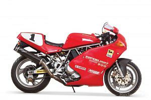 Ducati 900 SL Superlight (1992)