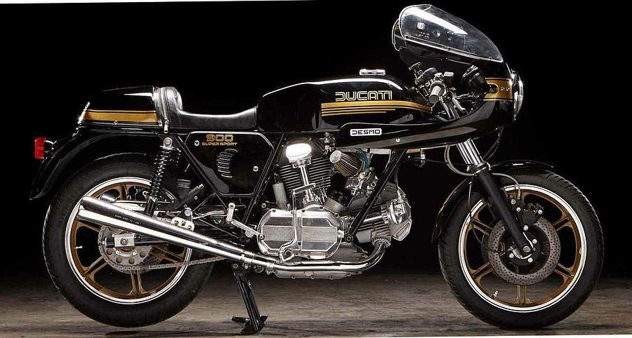 Ducati 900 SS (1980)