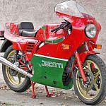 Ducati 900 MHR (1985-86)