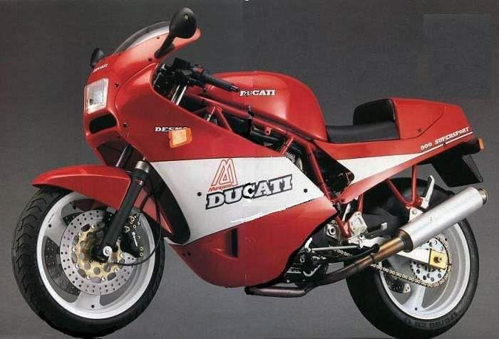 Ducati 900 SS (1989-90)