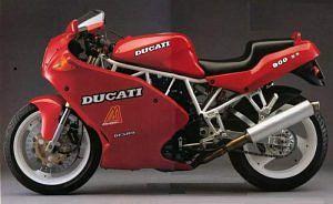 Ducati 900 SS (1991)