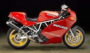 Ducati 900 SS (1993-94)