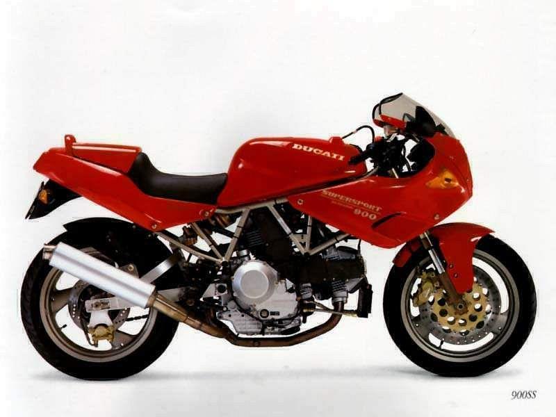 Ducati 900 CR (1995)