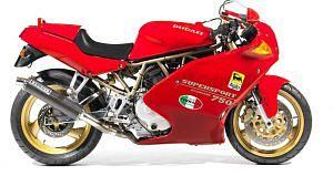 Ducati 900 SS (1995)