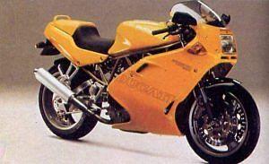 Ducati 900 SS (1996)