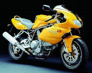 Ducati 900 SS (1999-00)