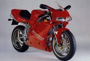 Ducati 916 Strada (1994)