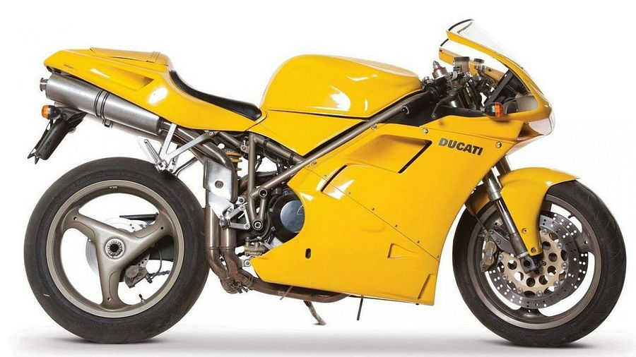 Ducati 916 Strada (1997)