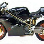 Ducati 916 Senna (1997)