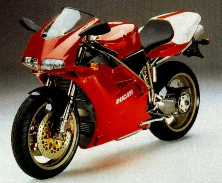Ducati 916 SPS (1997)